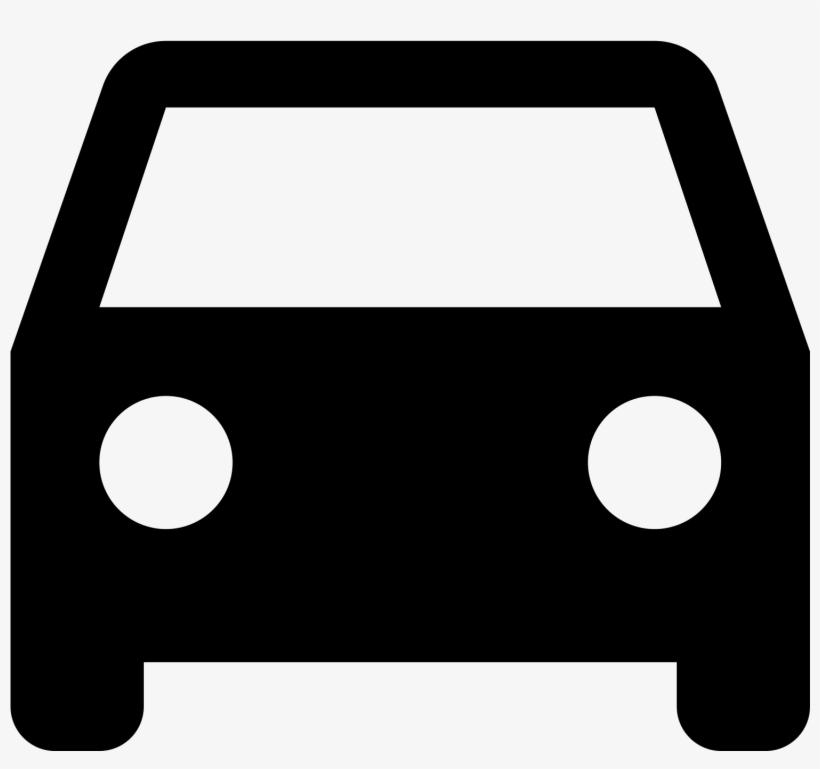 Ic Directions Car 48px - Google Maps Car Symbol - Free Transparent on