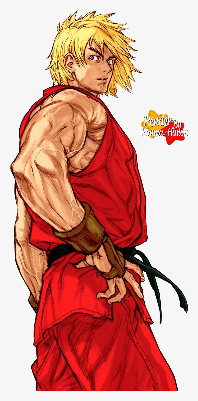 Ken Capcom Vs Snk 2, transparent png #5270504