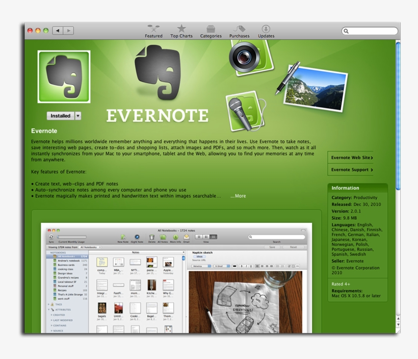 Mac App Store - App Store, transparent png #5271575