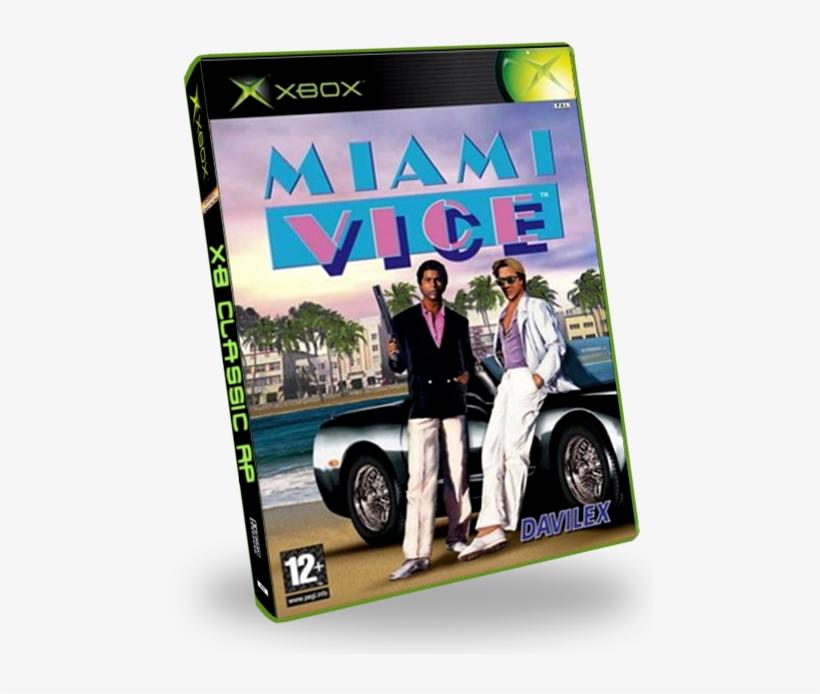 Miami Vice - Miami Vice 2 Flics À Miami, transparent png #5272815