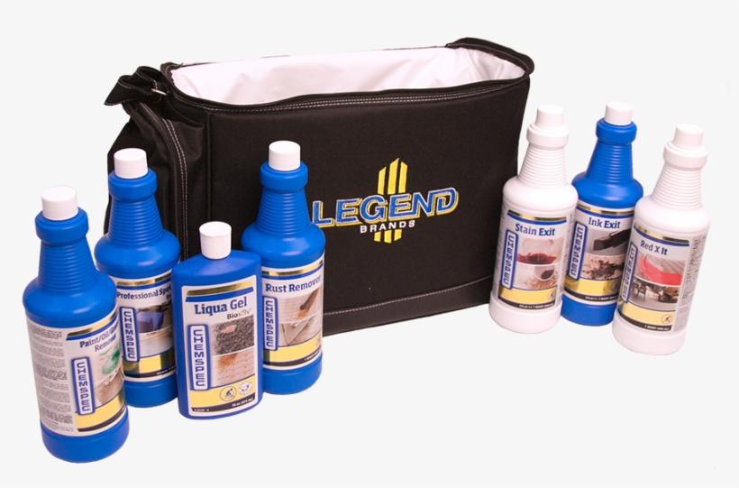 Spot And Stain Kit - Chemspec Spotting Kit, transparent png #5276083