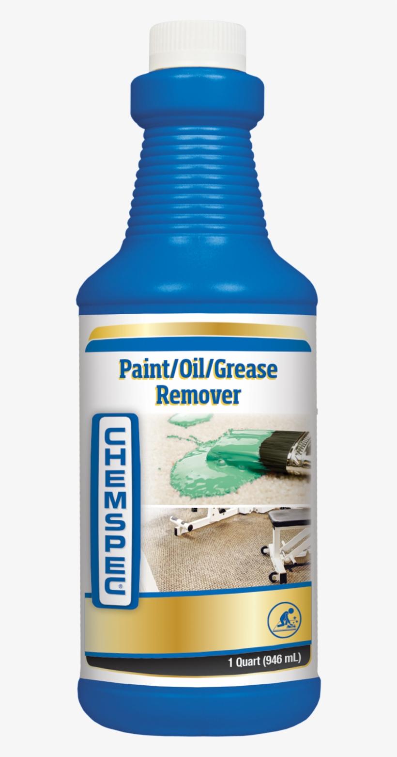Chemspec Chemspec Paint Oil Grease Remover P.o.g. Quart, transparent png #5276184