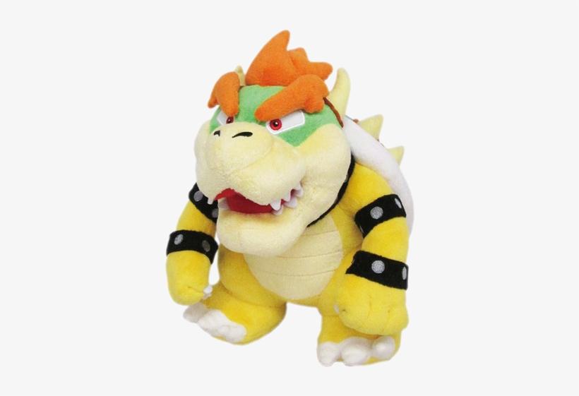 Little Buddy Mario Plush Bowser 10 Inch Nintendo