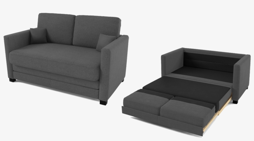 Sofa Bed Png Transparent Hd Photo Png Mart Furniture - 2 Seater Sofa ...