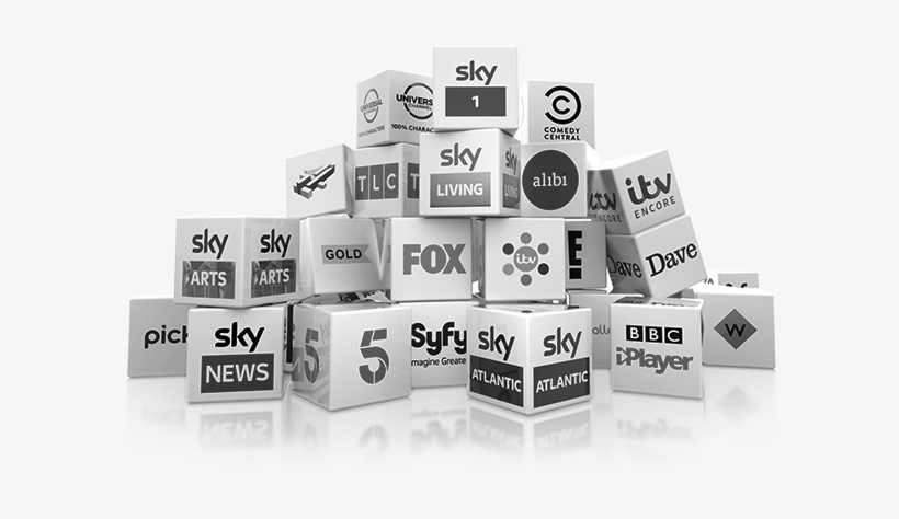 Main Available Channels Catch Up Tv Sky Free Transparent Png