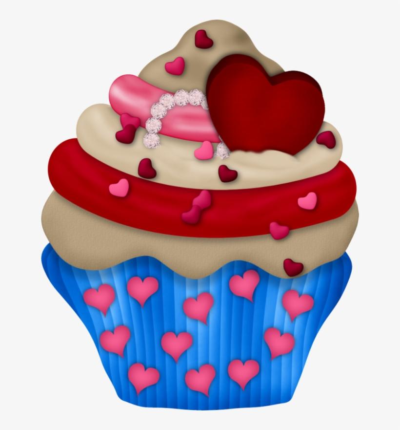 Cupcake Bolos E Etc Cupcake Clipart Cupcake Art Dibujos De