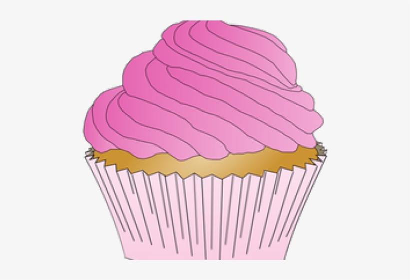 Vanilla Cupcake Clipart Banner Kuchen Clipart Free