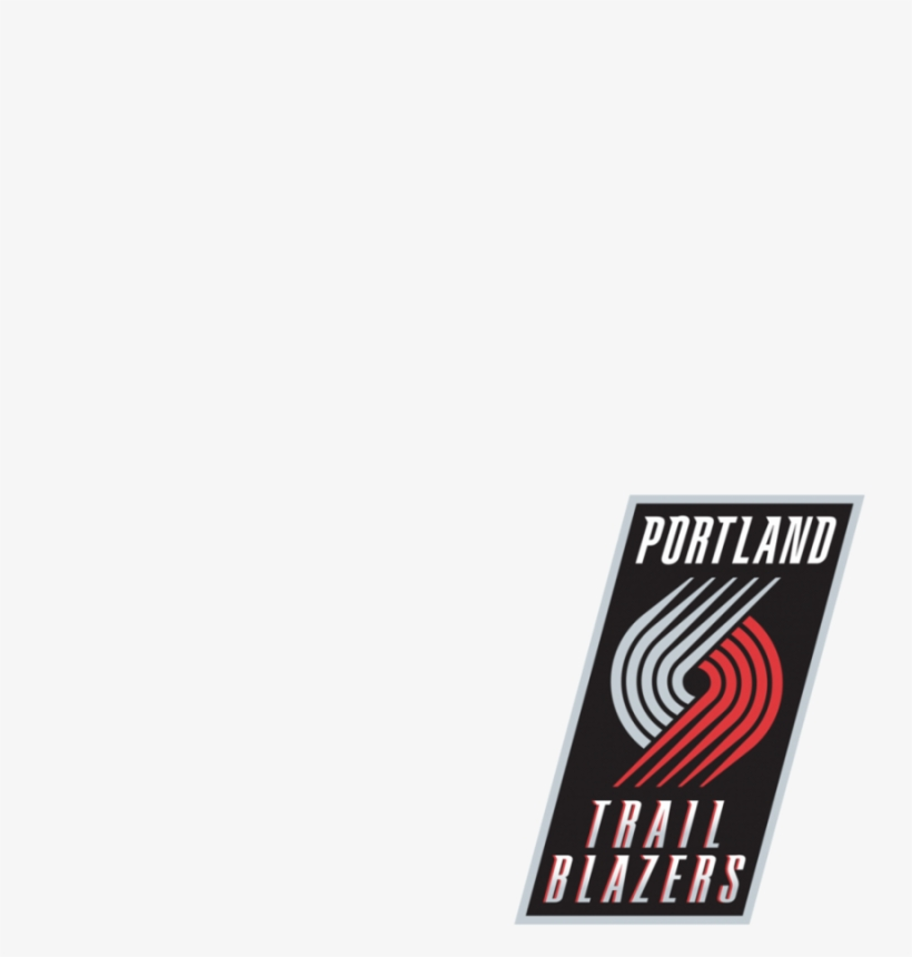 Download Portland Trail Blazers Clipart Portland Trail - Portland Trail Blazers, transparent png #531811