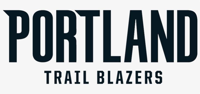 Home / Basketball / Nba / Portland Trail Blazers - Portland Trail Blazers Font, transparent png #531829