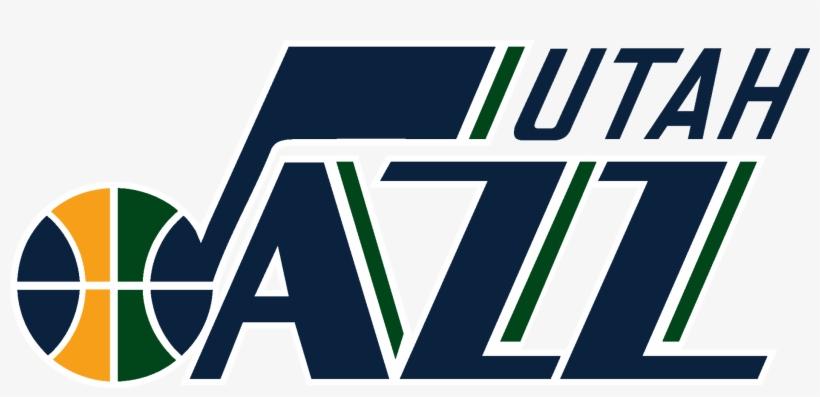 Utah Jazz Logo - Utah Jazz Logo 2018, transparent png #531992