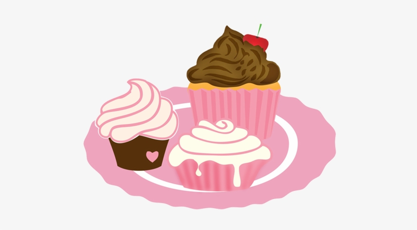 Download Cupcake Clipart Free Download Tea And Cakes Clipart Png Image With No Background Pngkey Com