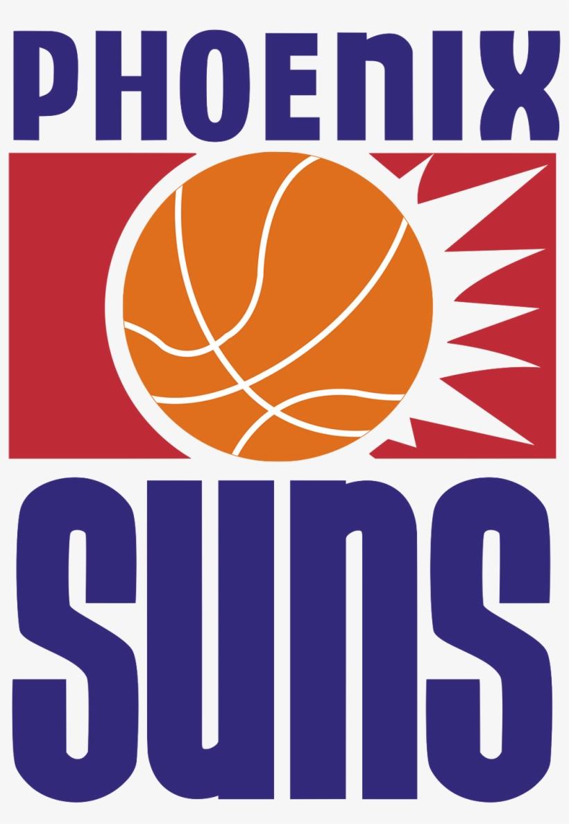 2 First Phoenix Suns Logo 0 - Phoenix Suns Logo, transparent png #532507