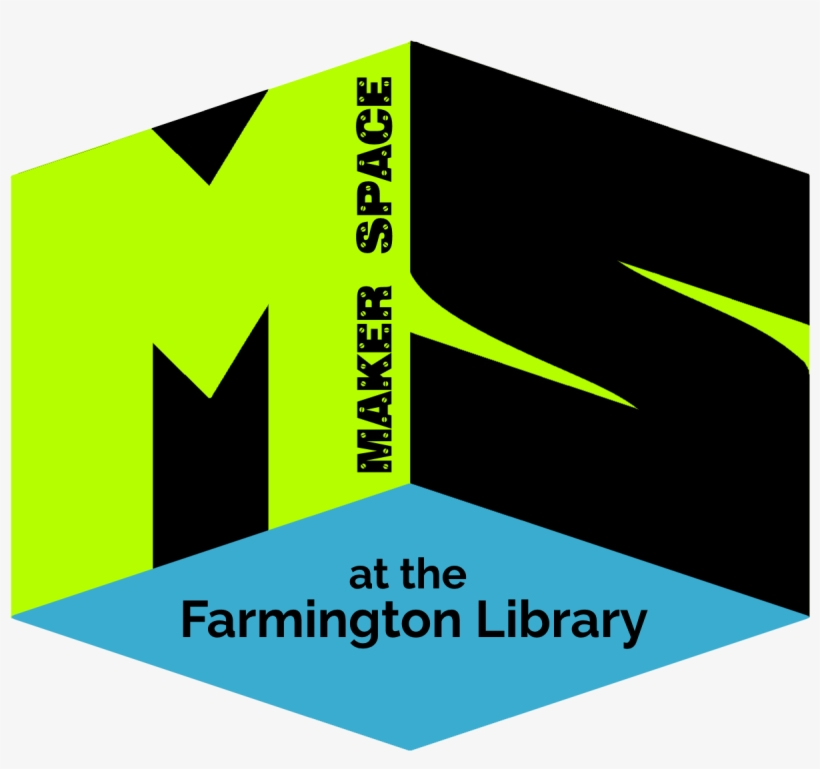 The Maker Space At The Farmington Library Is A Place - Farmington Library, transparent png #534548