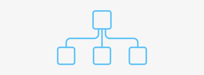 Content Architecture Icon Diagram Free Transparent Png