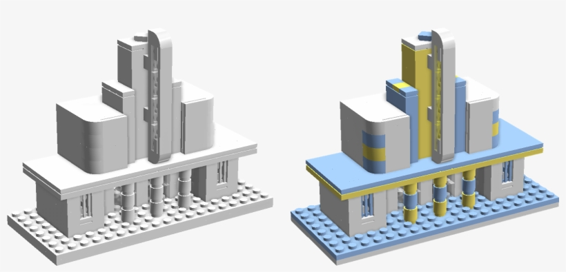 Using Ldd In Conjunction With This Book - Lego Architecture