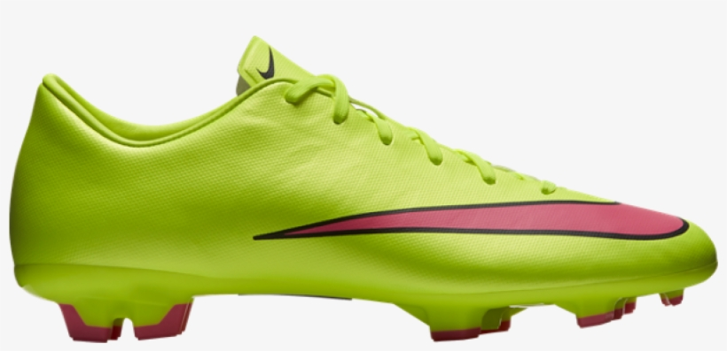 c70b6eae2 Soccer Shoe Png Transparent Image - Nike Mercurial Victory V Fg - Men s  Football Boots
