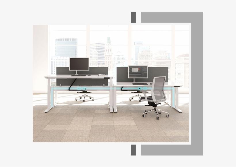 Office Desk Design - Office Furniture Heaven Inc., transparent png #537159