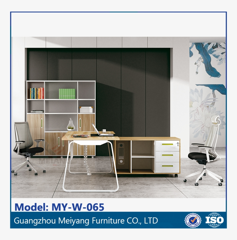 Office Desk My W 065 - Furniture, transparent png #537247