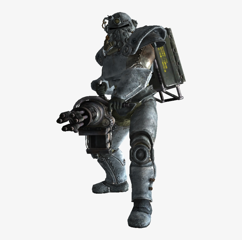 American Soldier - T 45d Power Armour, transparent png #538333