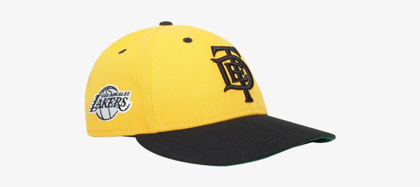 Los Angeles Lakers Tde 9fifty Low Profile Snapback - New Era Cap Lightweight Lp950 New Era, transparent png #5310760