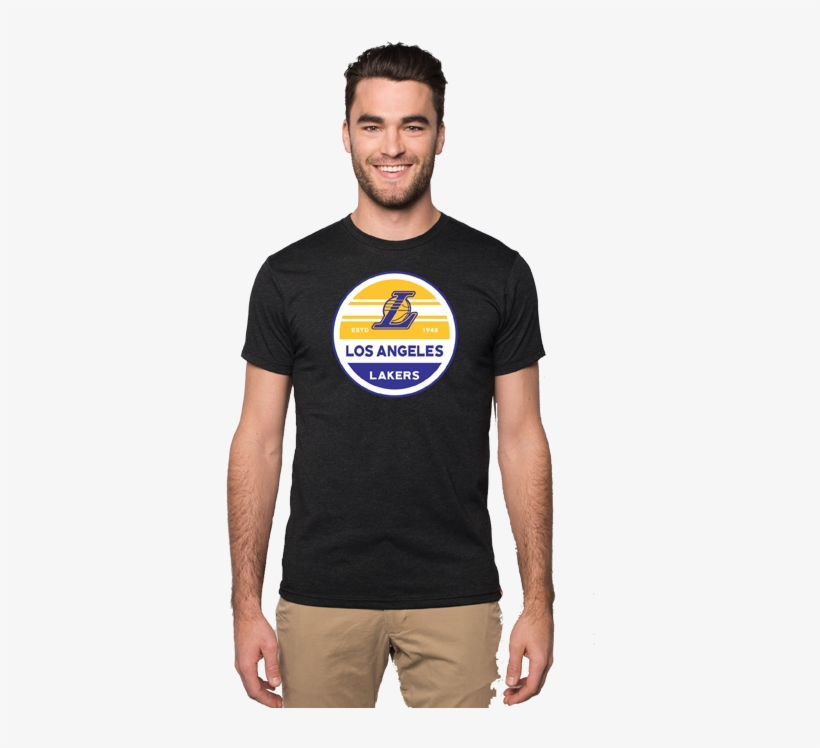 Los Angeles Lakers Comfy Express T-shirt - Chal Bunk Marte Hai T Shirt, transparent png #5310856