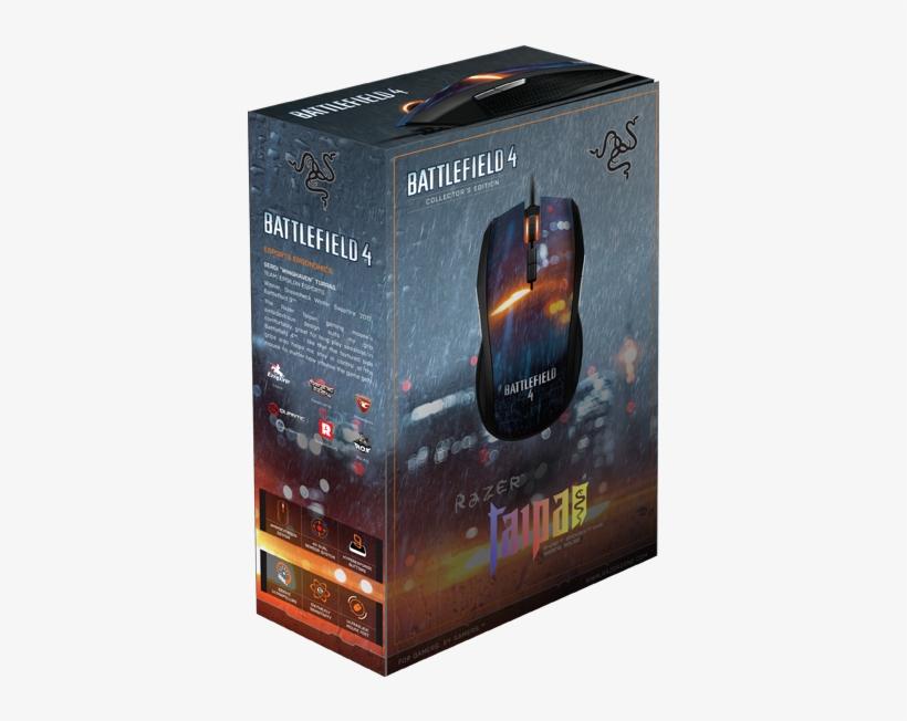 Razer Battlefield 4 Razer Taipan Gaming Mouse, transparent png #5318461