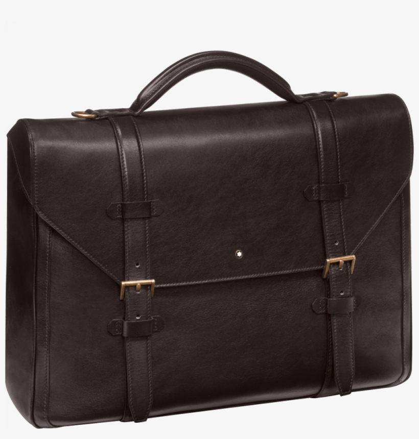 1926 Montblanc Heritage Briefcase Single Gusset, transparent png #5320287