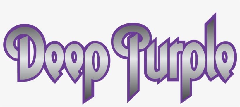 Deep Purple Logo Png - Logo Deep Purple Png, transparent png #5322658