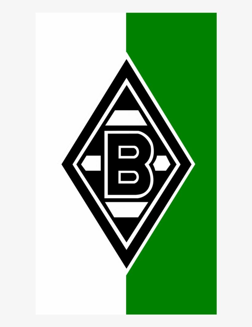 Borussia Monchengladbach Flag Borussia Monchengladbach Free Transparent Png Download Pngkey