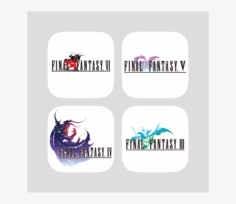 Final Fantasy 6 1 In One On The App Store - Final Fantasy Iv [pc Game], transparent png #5330262