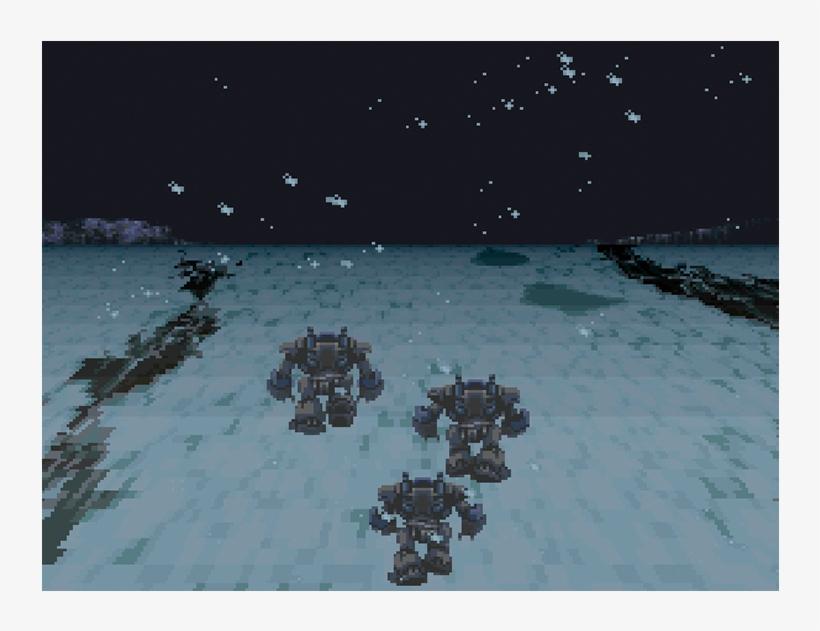 Midgar - Final Fantasy 3 Snes, transparent png #5330833