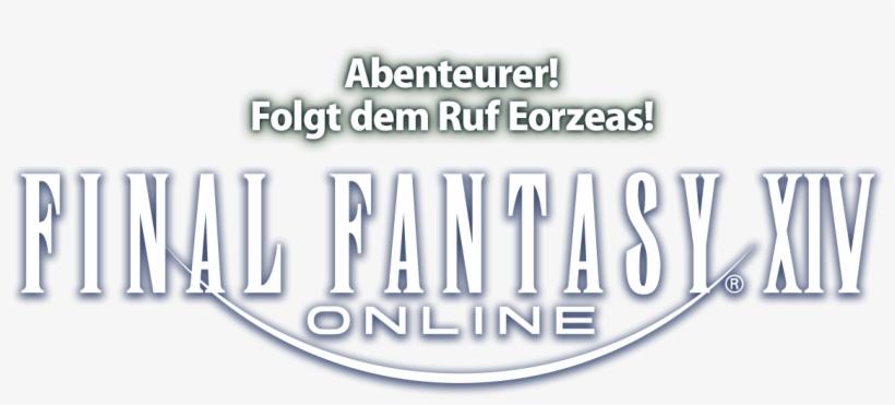 Abenteurer <br />folgt Dem Ruf Eorzeas - Final Fantasy Xiv, transparent png #5332086