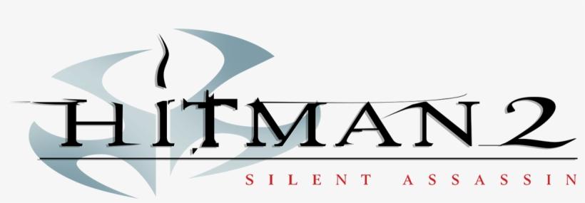 Hitman Hitman 2 Silent Assassin Logo Free Transparent Png Download Pngkey