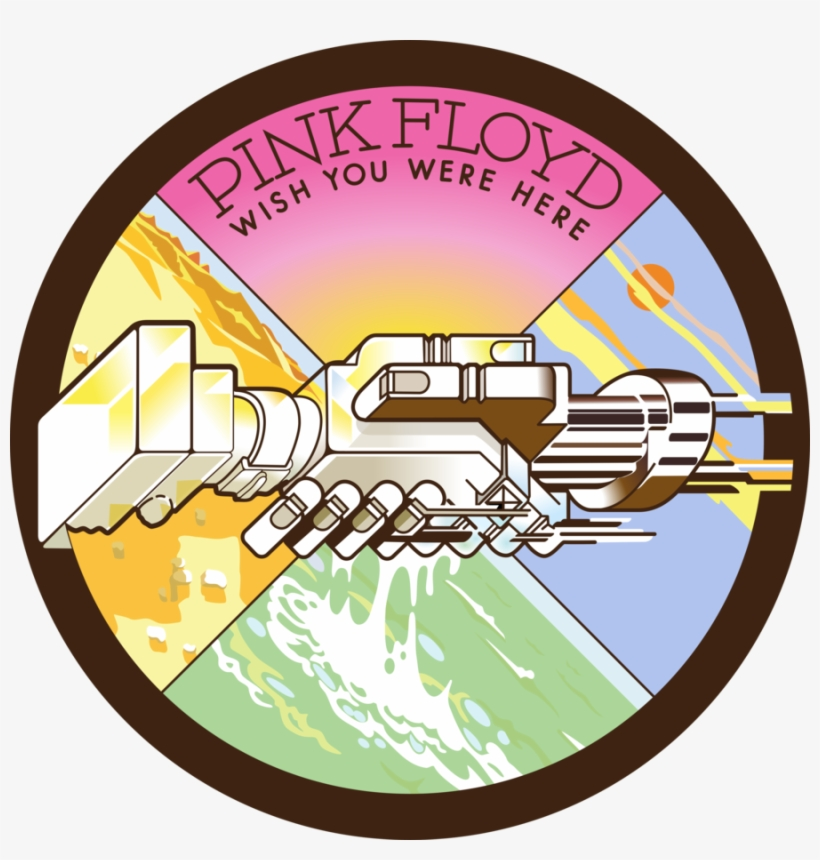 Pink Floyd Wish You Were Here - Pink Floyd Wish You Were Here Logo, transparent png #5350306