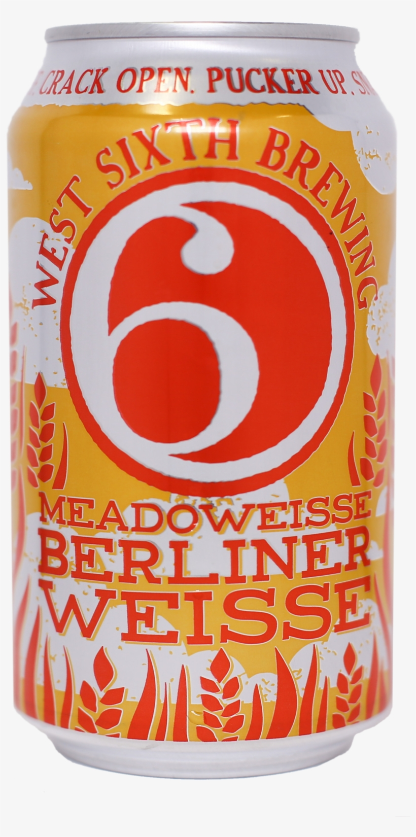 Singlecan Berliner 2017 - West Sixth Ipa - West Sixth Brewing Company, transparent png #5355301