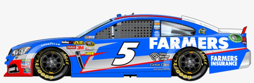 Below Are Paint Schemes For 11 Additional Cars In The - Chase Elliott Car 2017, transparent png #5355406