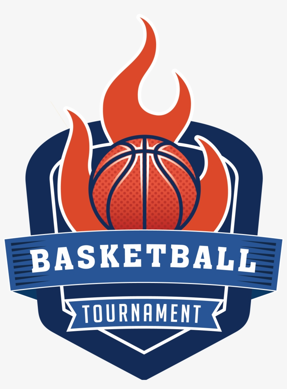 Basketball Logo Png - Transparent Basketball Logo Design Free, transparent png #5355412