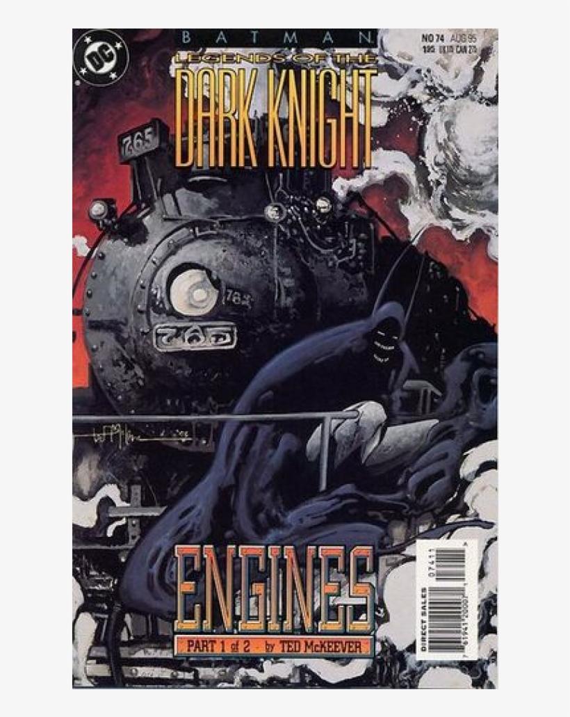 Купете Comics 1995-08 Batman Legends Of The Dark Knight - Batman: Legends Of The Dark Knight, transparent png #5356370