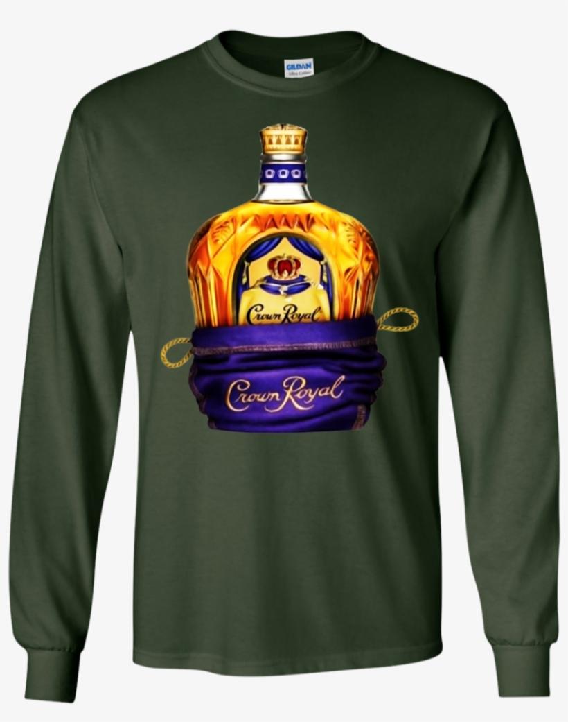 Crown Royal Whisky, 750 Ml, transparent png #5357831