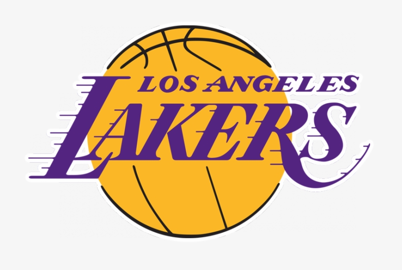 Los Angeles Lakers Logo - Los Angeles Lakers Png, transparent png #5360542