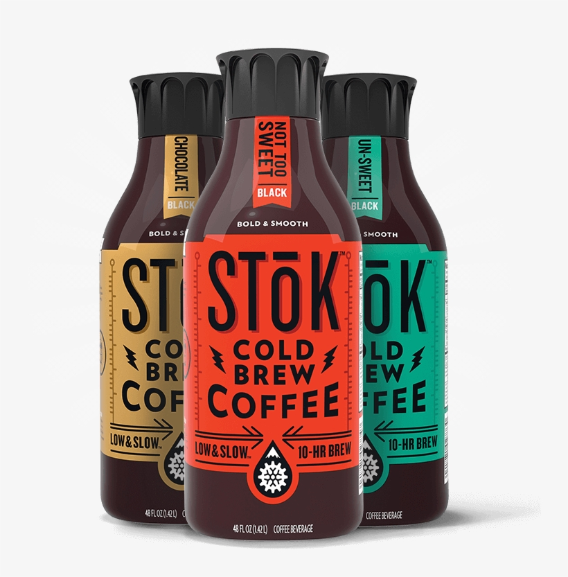 Cold Brew Coffee - Stok Cold Brew Coffee, transparent png #5364429