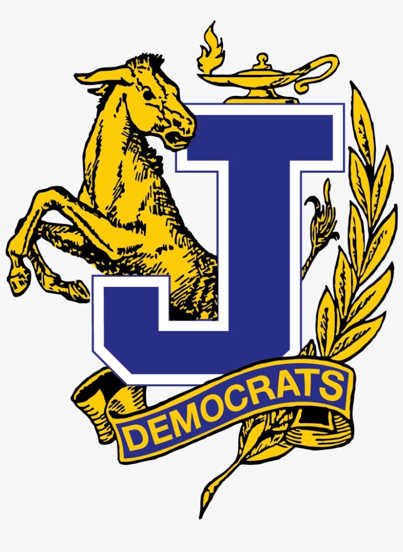 Jefferson High School - Jefferson High School Logo, transparent png #5366567