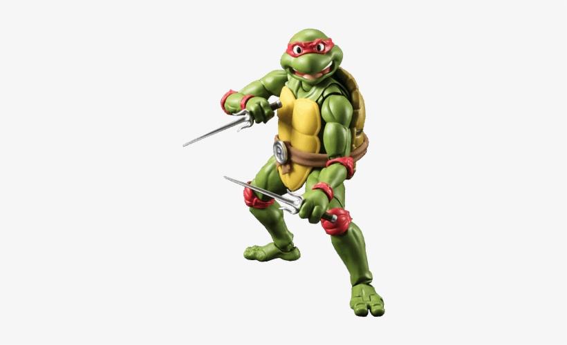 Teenage Mutant Ninja Turtles Bandai Tmnt Raphael Sh Figuarts