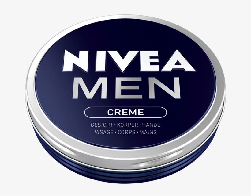 Universal Care - Nivea Men Moisturizer Cream, transparent png #5369924