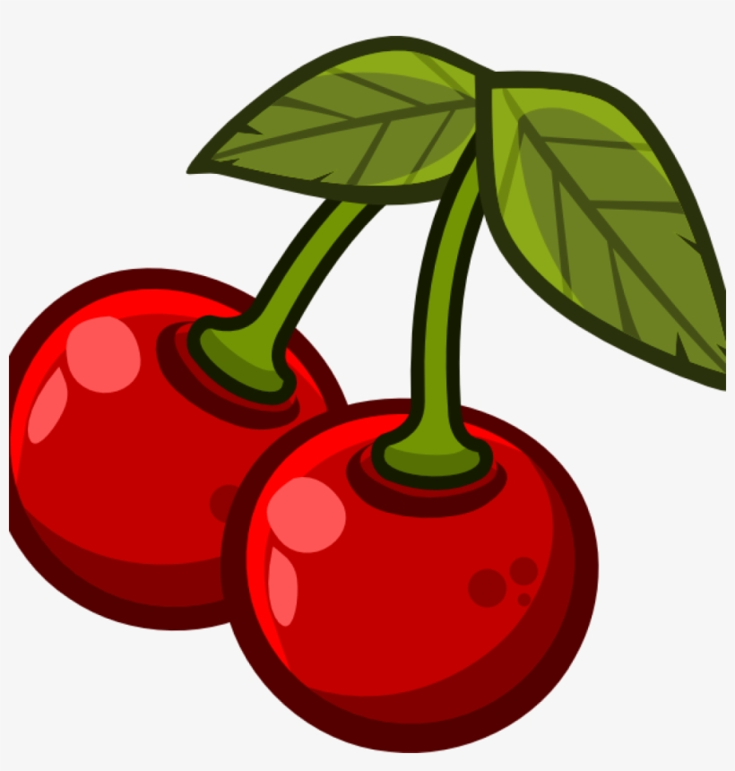 Cherry Clipart Turkey Clipart Hatenylo - Cherry Clip Art Png, transparent png #5375782