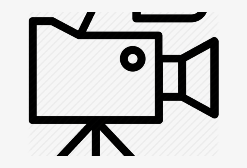 Movie Camera Clipart, Transparent PNG Clipart Images Free Download -  ClipartMax