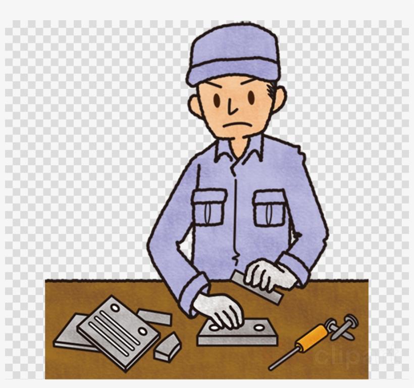 工場 作業 イラスト 無料 Clipart Factory Recruitment Clip Art - 工場 作業 イラスト 無料 - Free  Transparent PNG Download - PNGkey