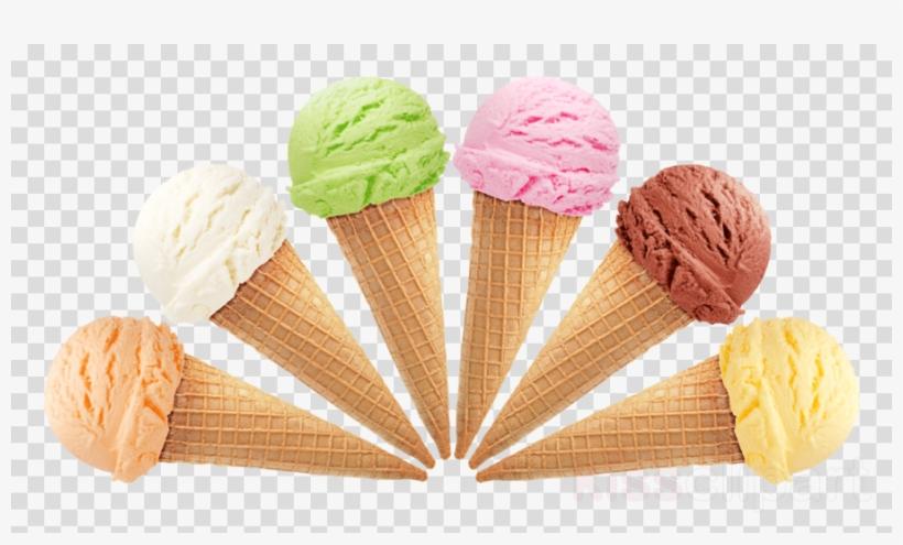 Ice Cream Png Clipart Ice Cream Cones Sundae - Ice Cream Cone Png, transparent png #5385624
