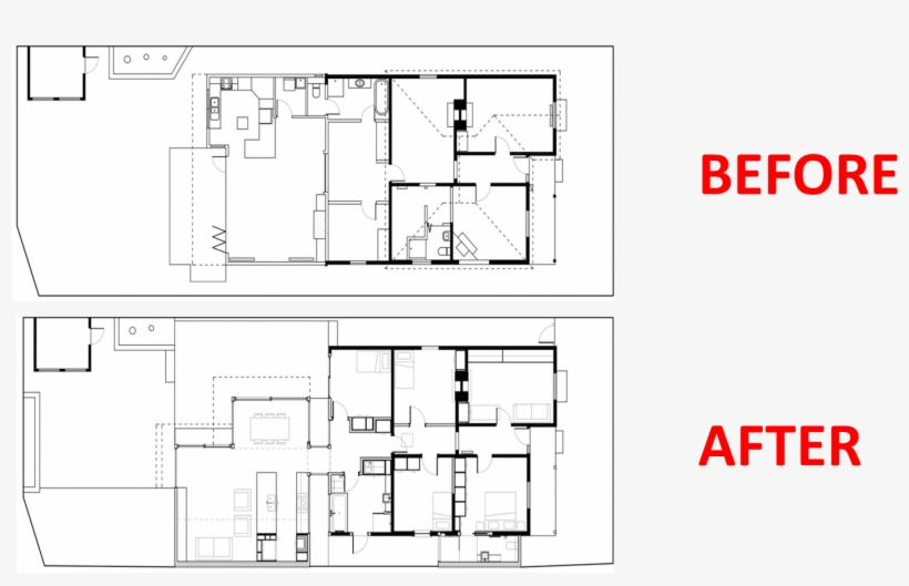 Renovation Floor Plans For Old Houses