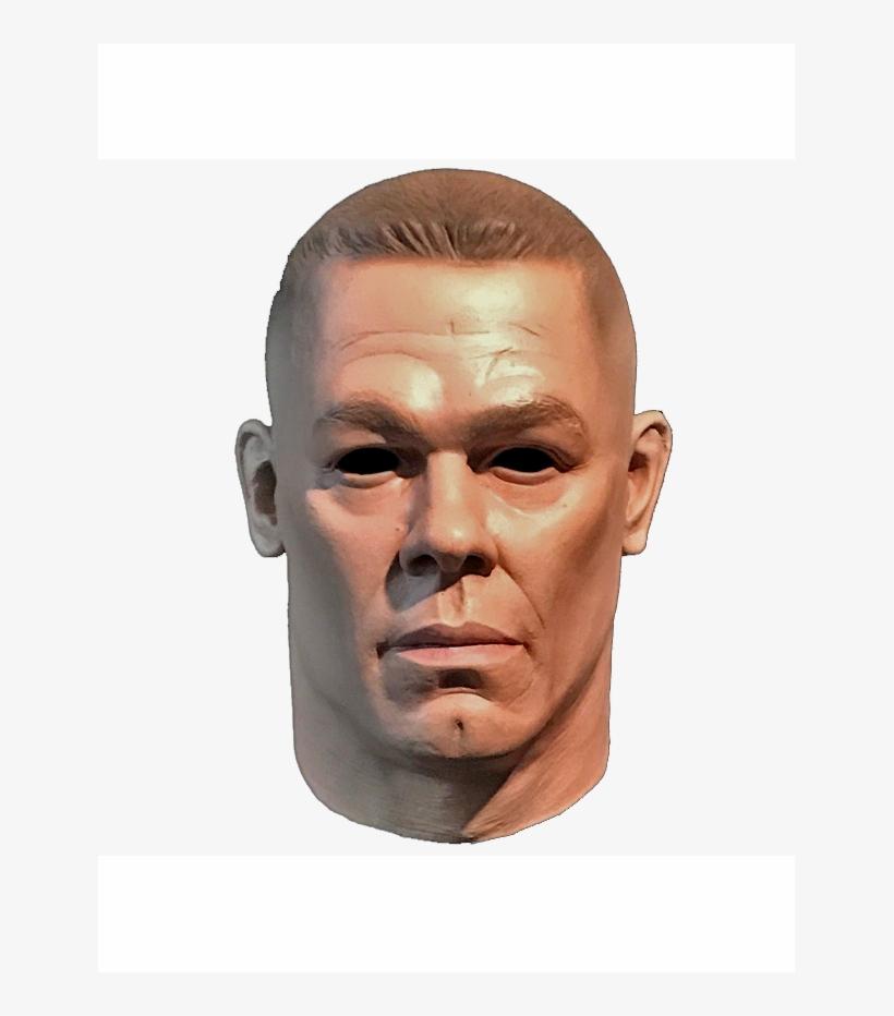 Trick Or Treat Studios Wwe John Cena Costume Mask, transparent png #540945
